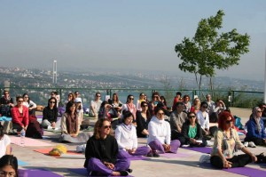 Geleneksel Yoga Festivali