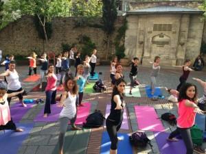 21 Haziran Dünya Yoga Günü Kutlamaları
